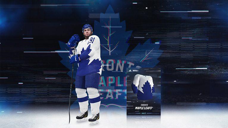 buy online d81f2 2379f NHL® 19 Digital 6 Toronto Maple Leafs – EA SPORTS™ Official Site