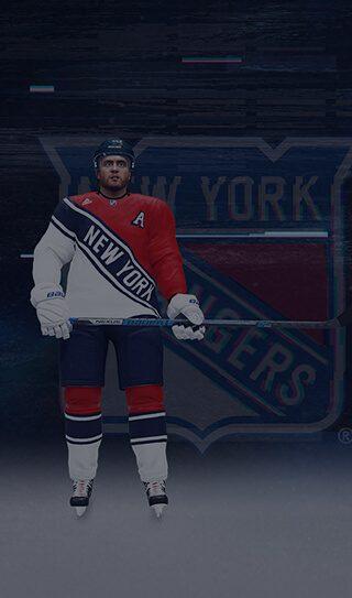 best service bd93c 693fb NHL® 19 Digital 6 New York Rangers – EA SPORTS™ Official Site