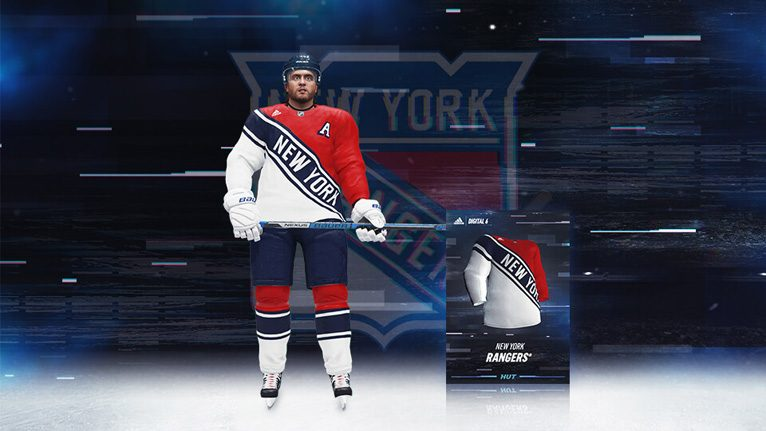 best service 236fd 68bae NHL® 19 Digital 6 New York Rangers – EA SPORTS™ Official Site