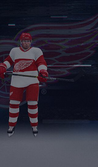 cheap for discount 150e8 59a26 NHL® 19 Digital 6 Detroit Red Wings – EA SPORTS™ Official Site