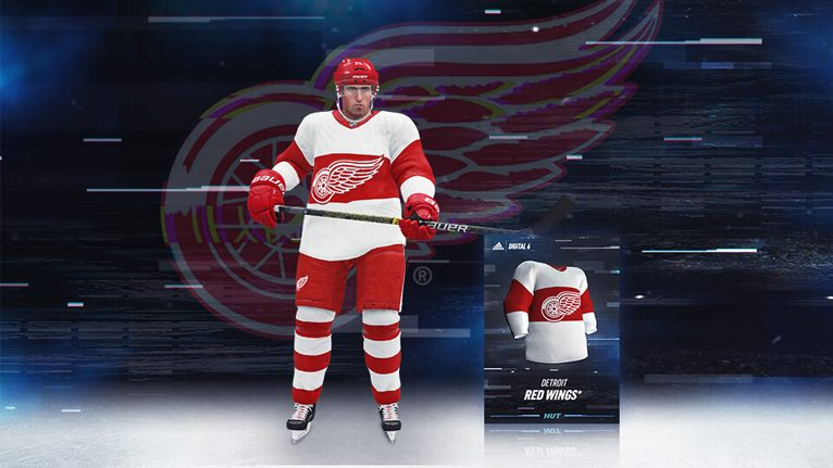 cheap for discount ae628 ecb62 NHL® 19 Digital 6 Detroit Red Wings – EA SPORTS™ Official Site