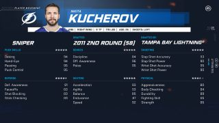 NHL 20 Ratings - Top 50 Rated Players