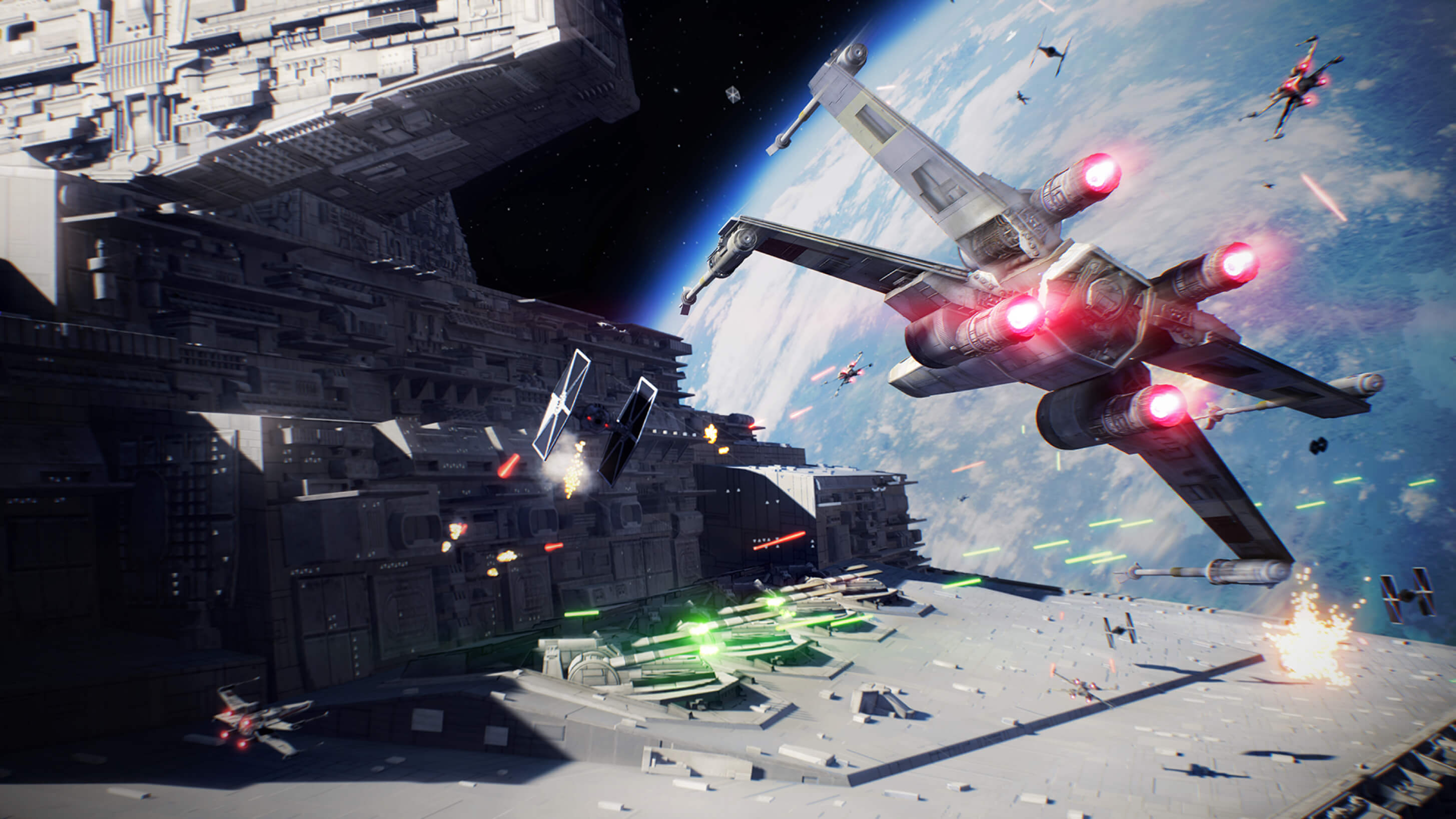 Star Wars Battlefront II Lootboxes Fail Starfighter Assault Players