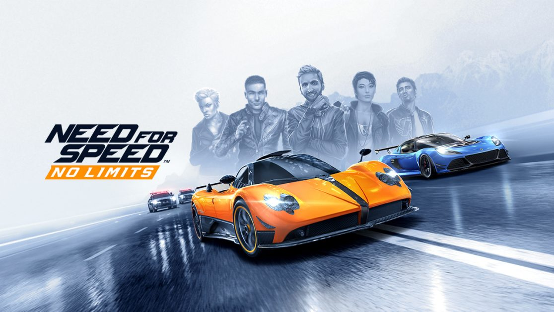 Atualizacao Lendas Da Perseguicao Need For Speed No Limits