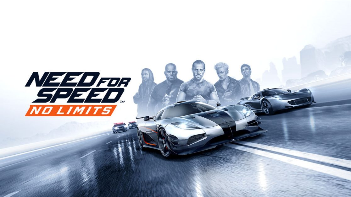 """Need for Speed No Limits - """"Niemandsland""""-Update"""