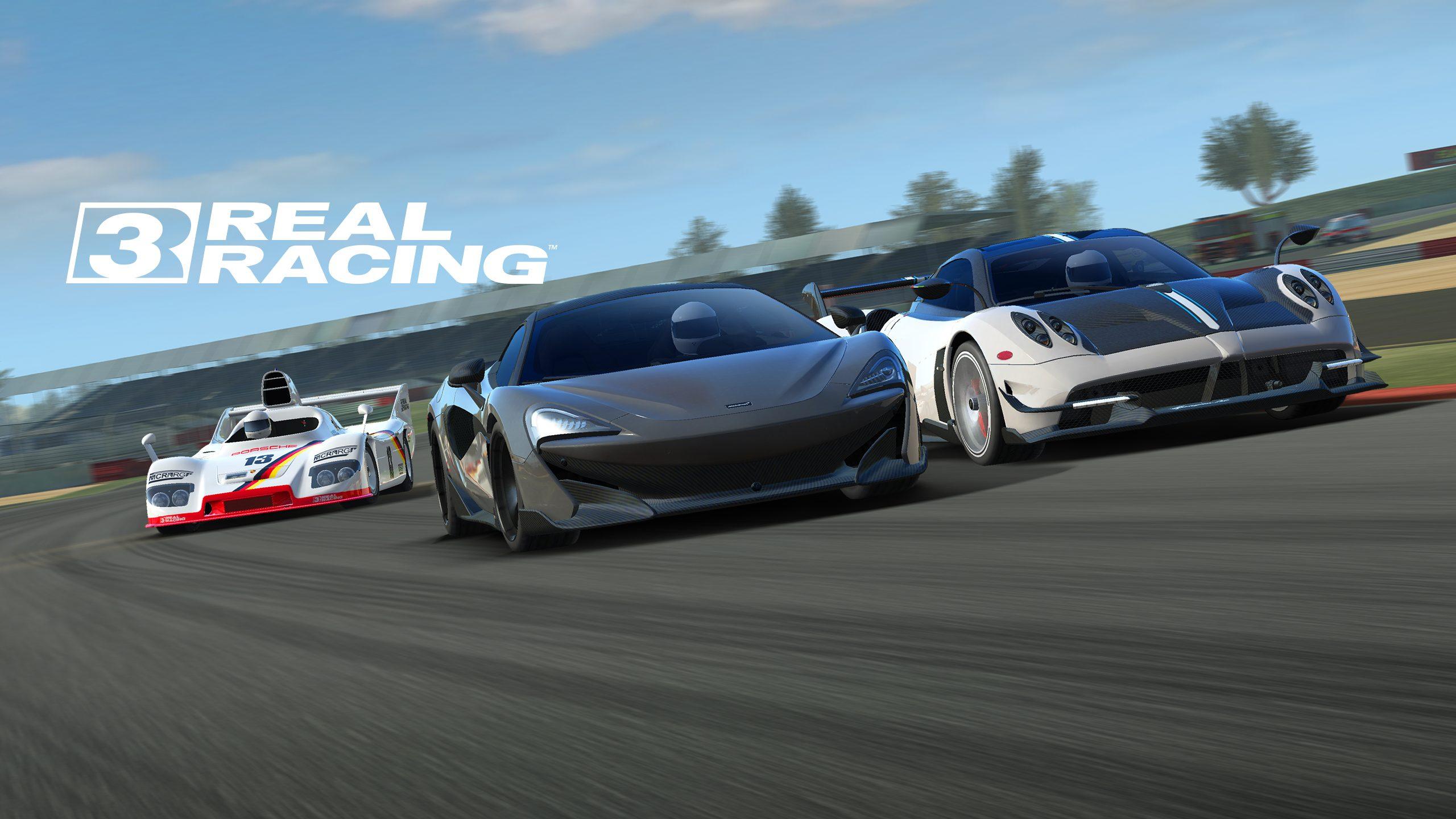 Real Racing 3 matchmaking