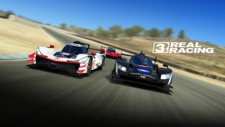 Real Racing 3 Imsa Dpi Update
