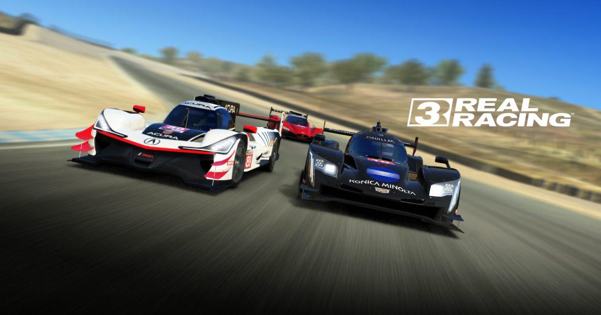 Real Racing 3 Imsa Dpi Update