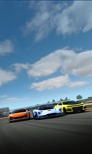 Real Racing 3 - Free Mobile Game - EA