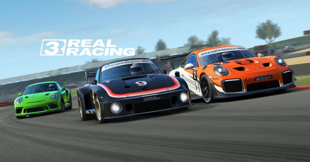 Real Racing 3 Porsche