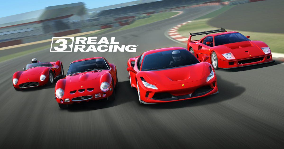Real Racing 3 Ferrari