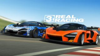 Real Racing 3 Mclaren Senna