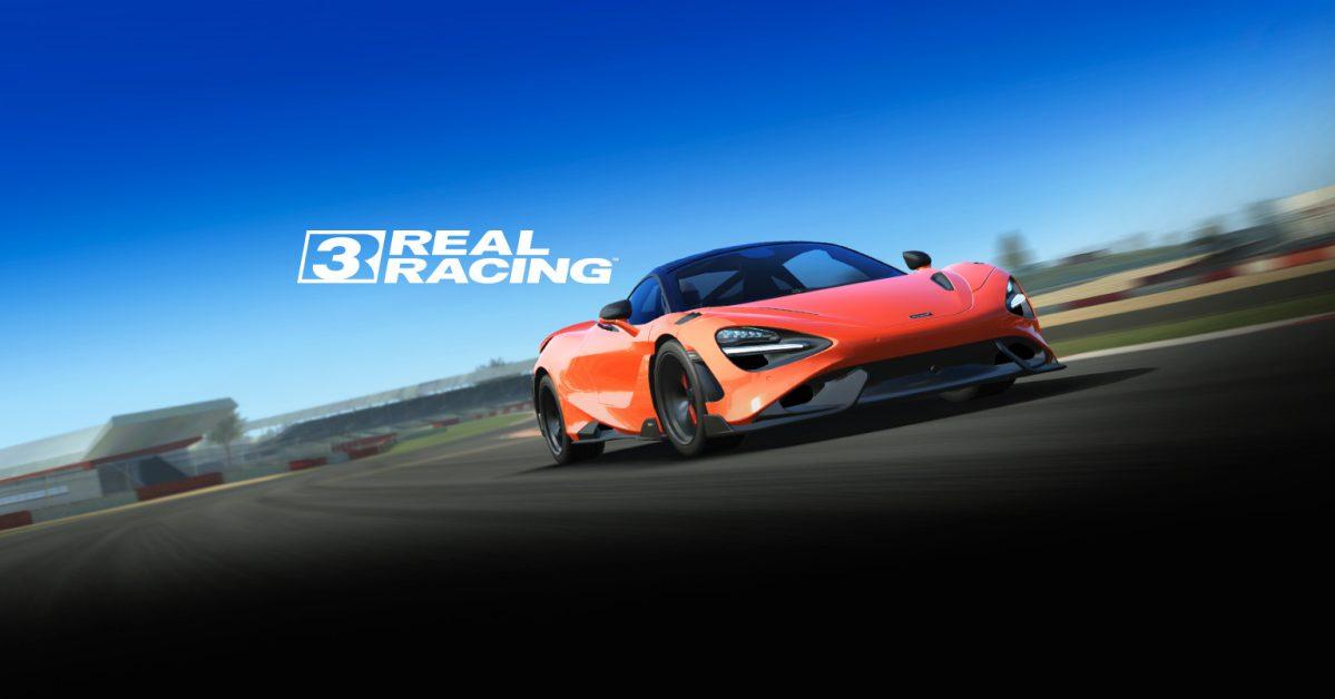 Real Racing 3 Formula 1 E Mclaren 765lt