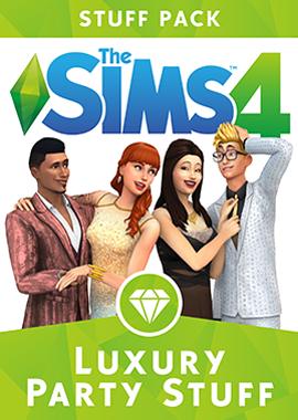 Die Sims 4 Luxus-Party-Accessoires