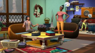 The Sims 4 Laundry Day Stuff Pack Is Now On Console