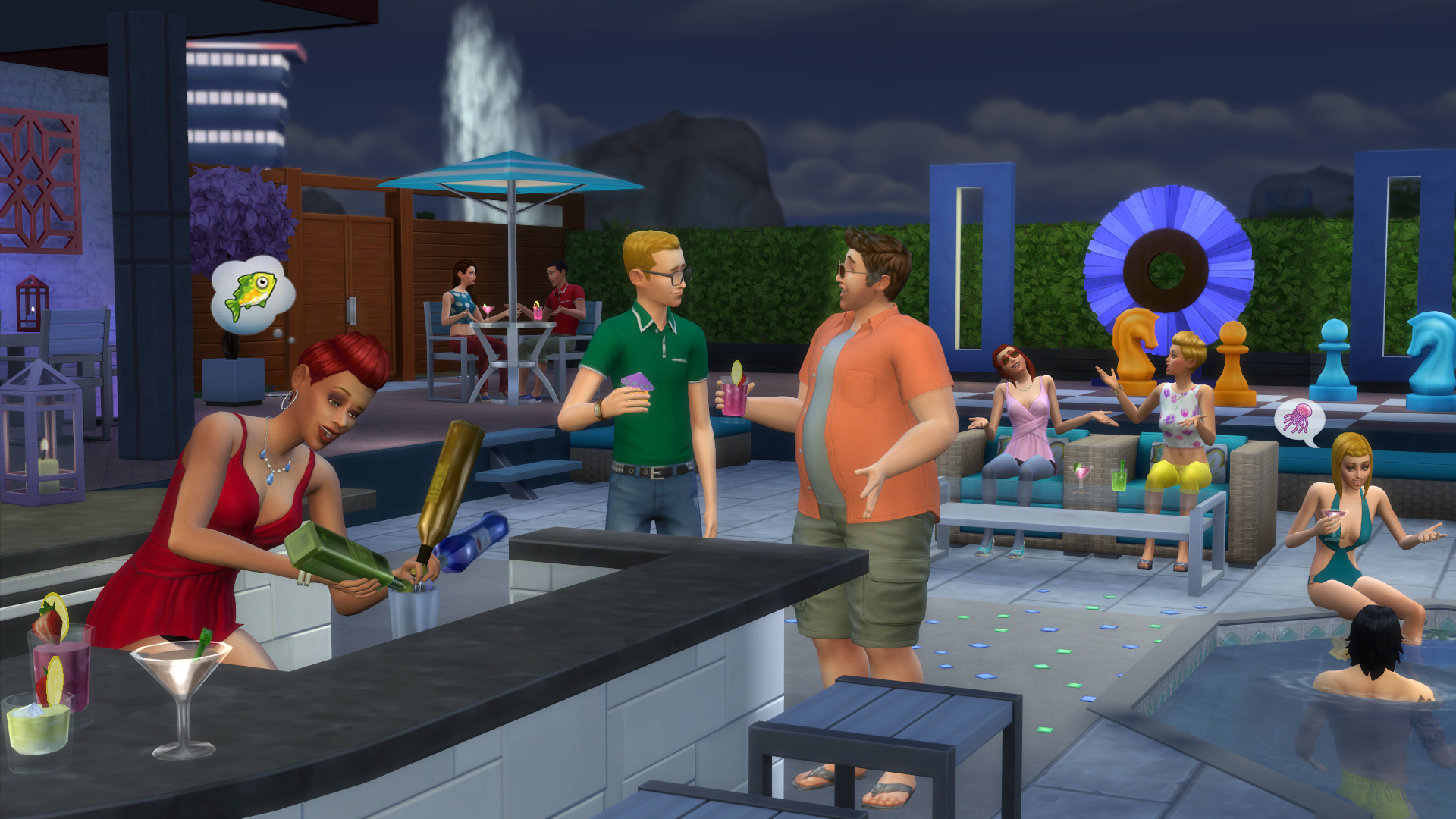 sims 4 video game review on The sims 4 review by sam quirke, 11 months ago the sims 4 has one of the most obtuse and maddening graphical user interfaces seen from a major title on home consoles this is an annoyance in any game, but in a simulator it can be a deal-breaker.