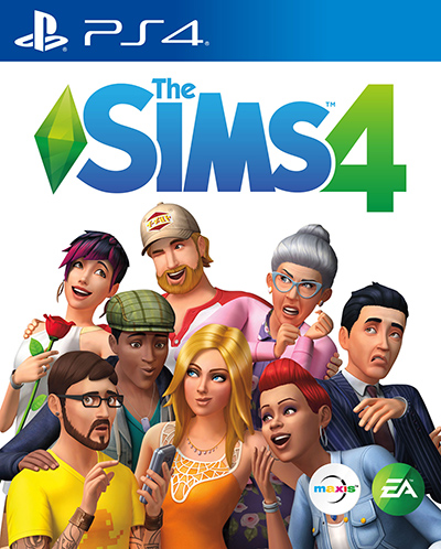 Die Sims 4 Playstation 4