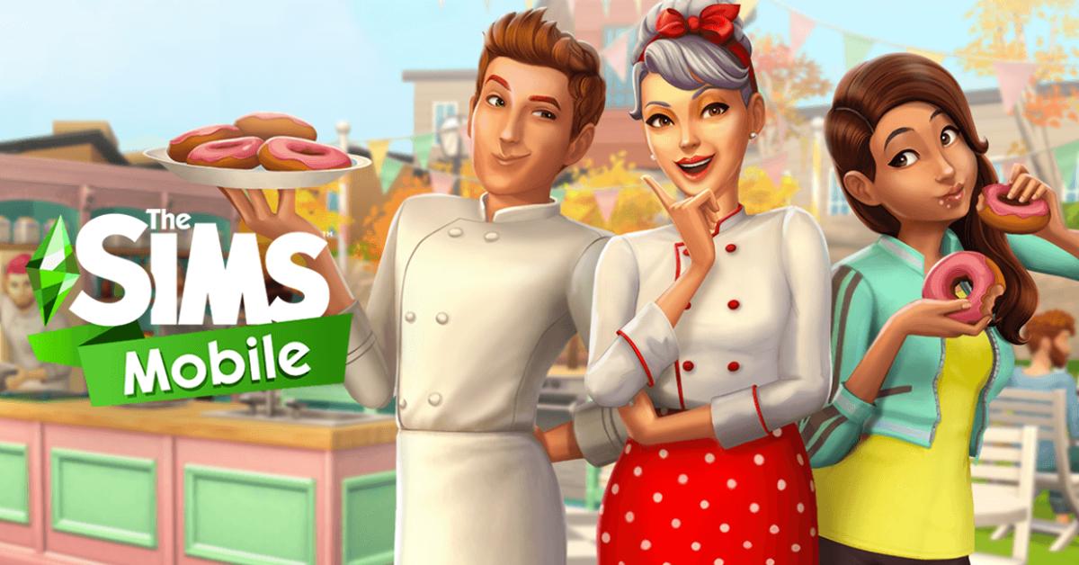 """Resultado de imagen para The Sims Mobile"""""""