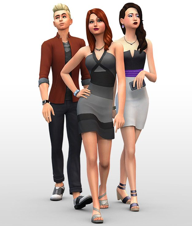 Create Your Sims The Sims 4 Official Site