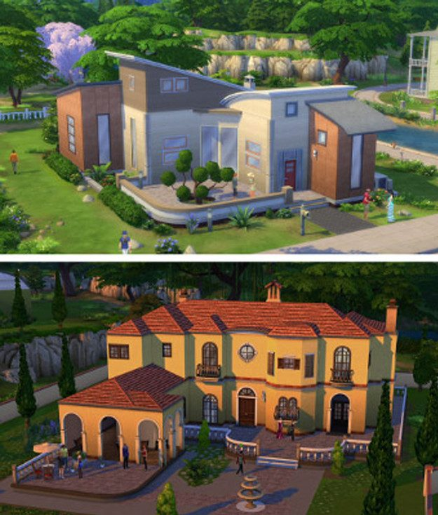 Build. Effortlessly Build And Design Homes For Your Sims ...