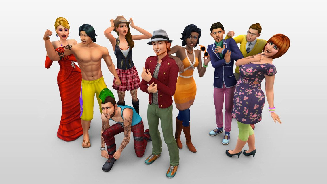 Re: Sims 4 trial for mac?