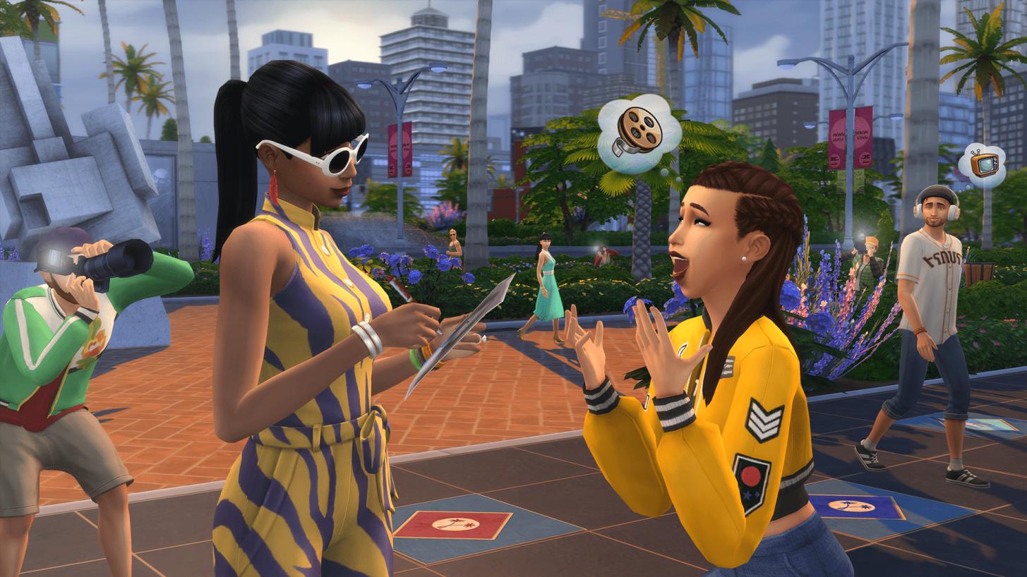 Descubre cómo alcanzar la fama en Los Sims 4 ¡Rumbo a la Fama!