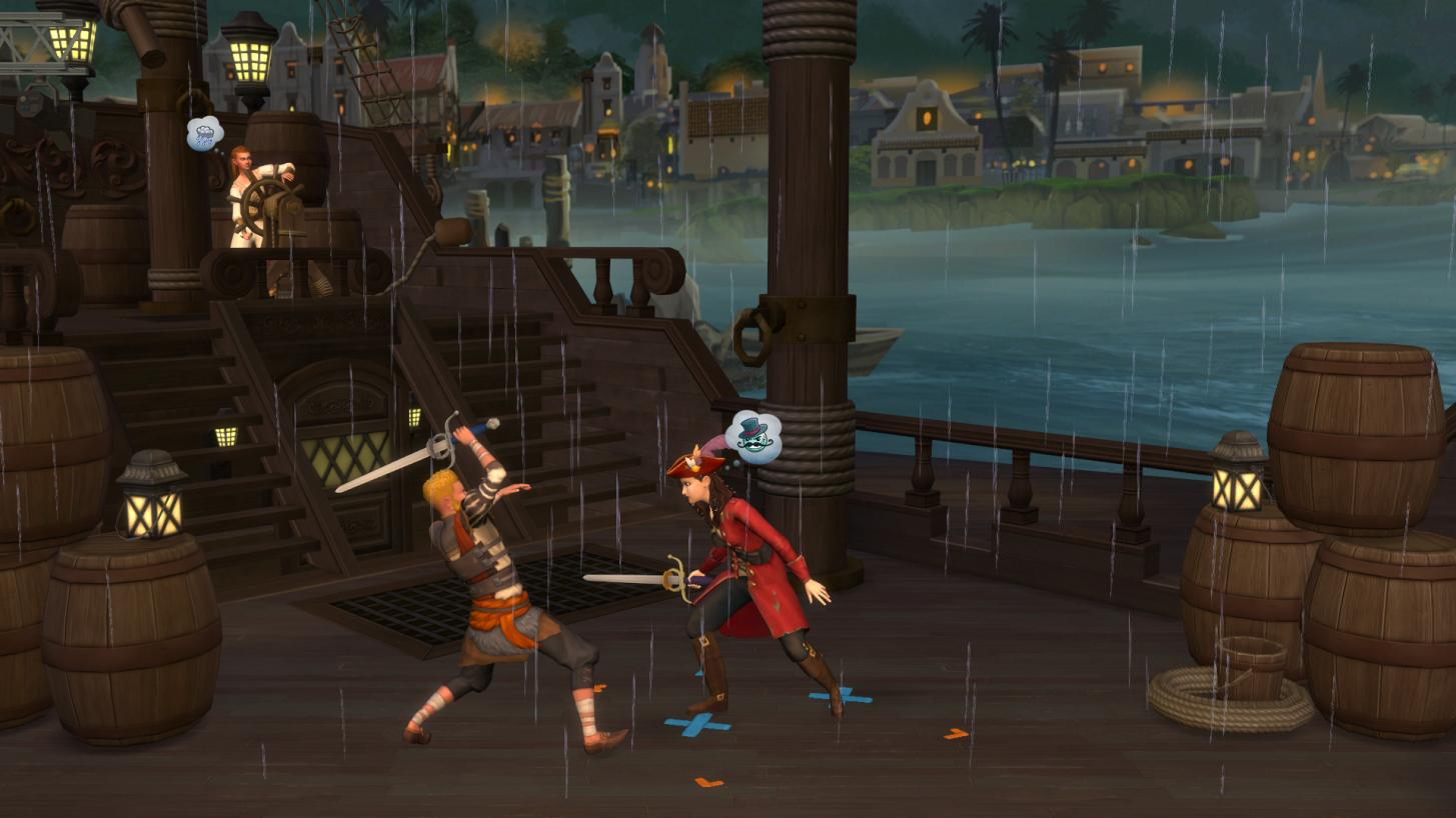 Los Sims 4 ¡Rumbo a la Fama!: el viaje de Vanessa continúa