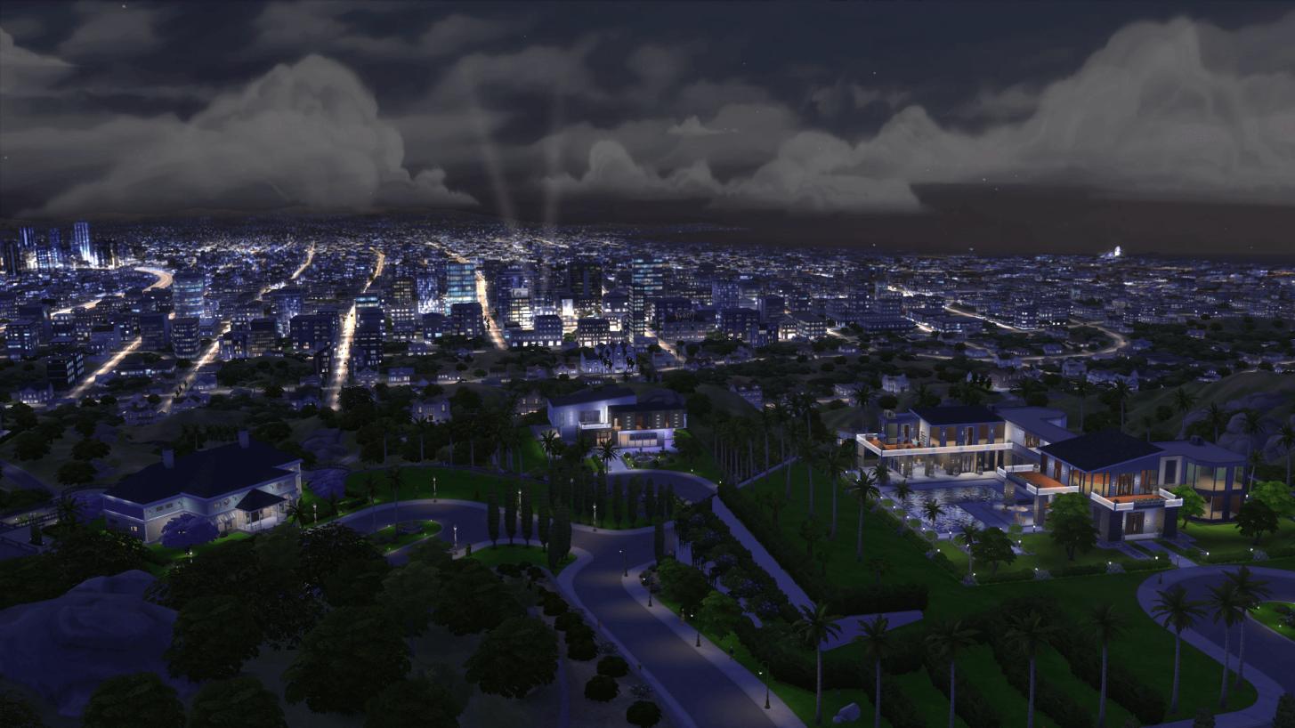 Los Sims 4 ¡Rumbo a la Fama!: Del Sol Valley