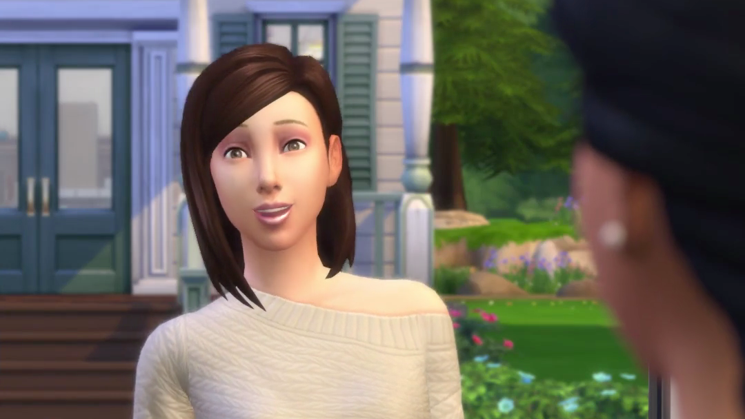 Conoce el desafío de positividad de Los Sims 4 con Millie Bobby Brown