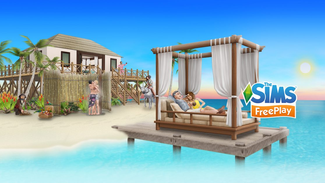 Love And Treasure Update The Sims Freeplay