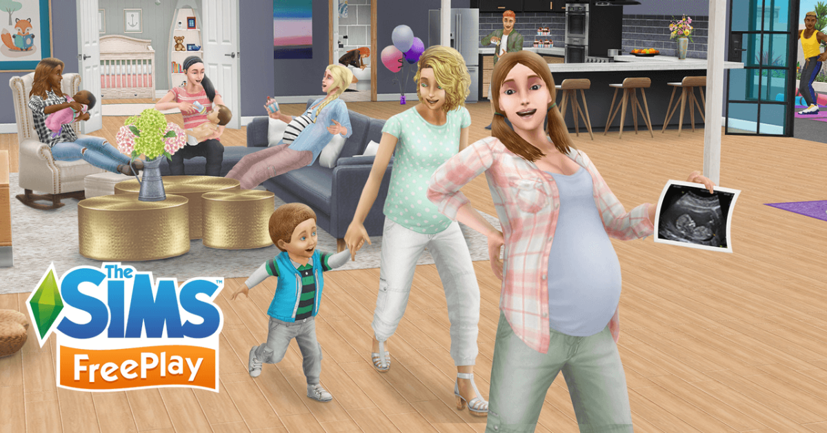 Pregnancy Event FAQ - The Sims FreePlay