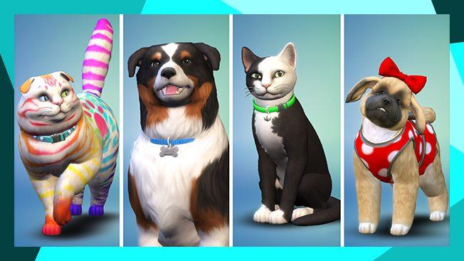 Sims 4 pets download free mac full