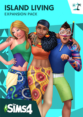 Buy The Sims 4 Island Living An Official Ea Site