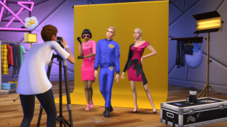 The Sims 4: Moschino Stuff Pack is on Console