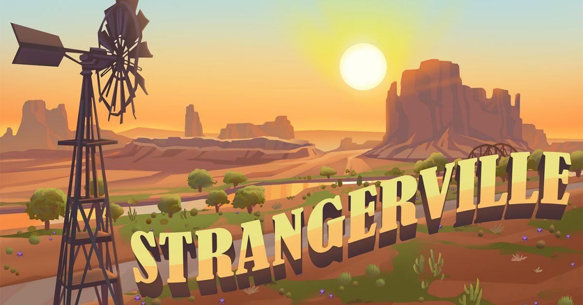 Strangeville Part 3