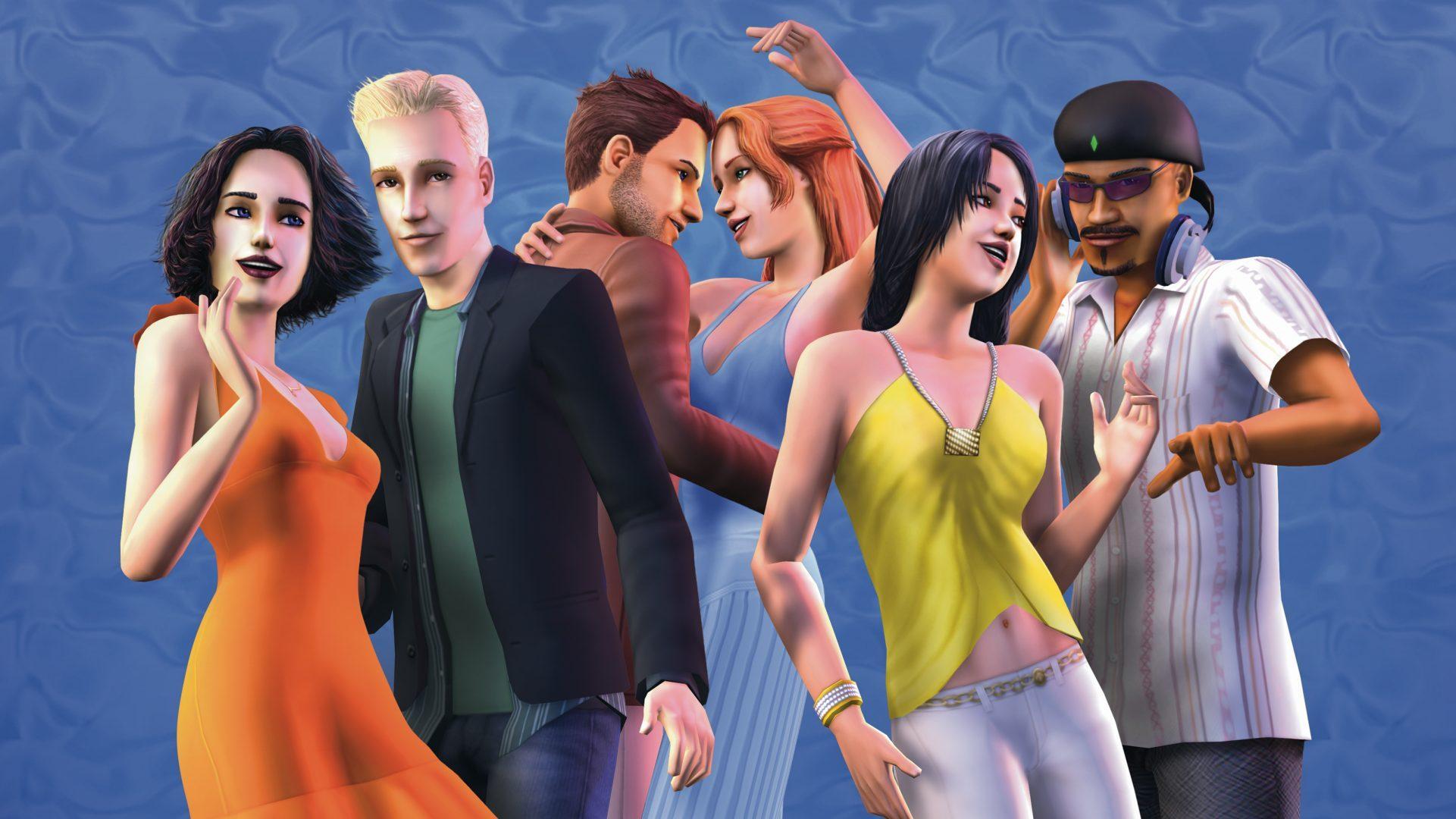 A porte chiuse - Breve storia di The Sims
