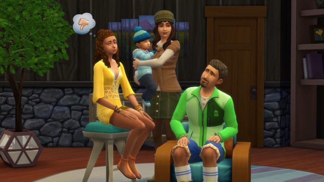 Vi presentiamo i Climate - The Sims 2018-05-31 19:00