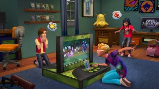The Sims 4 Parenthood and The Sims 4 Kids Room Stuff are Out Now