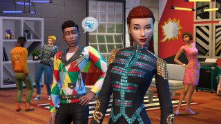 Introducing The Sims 4: Moschino Stuff Pack