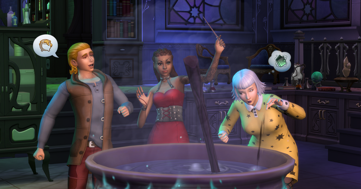 Hva kommer etter dating på Sims FREEPLAY