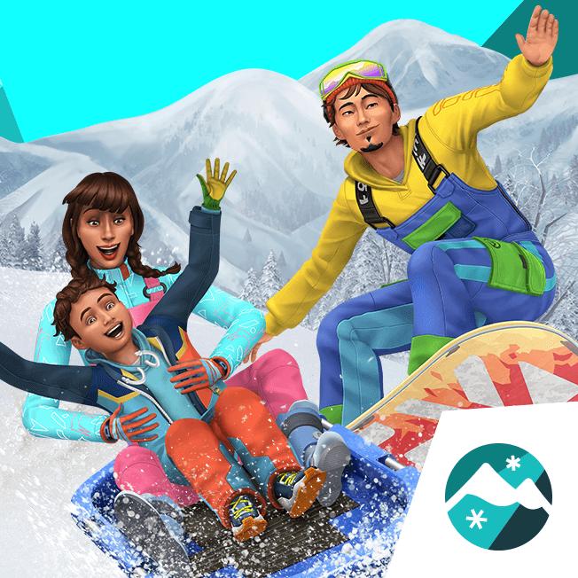 The Sims™ 4 Snowy Escape - An Official EA Site
