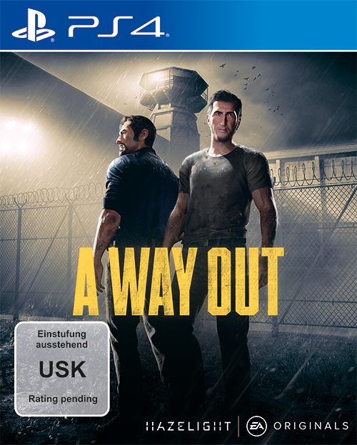 A Way Out PlayStation®4