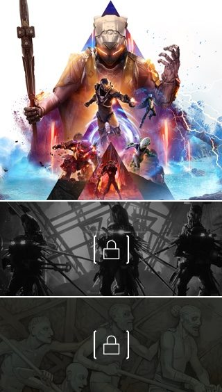 Anthem Game - Official EA Site - Electronic Arts