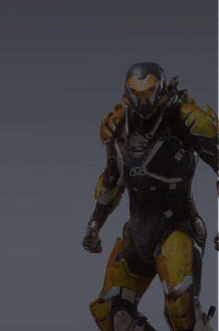 Get To Know Anthem S Ranger Javelin