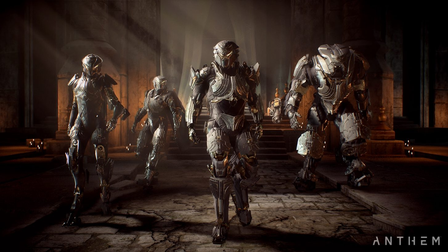 Anthem game features image 3