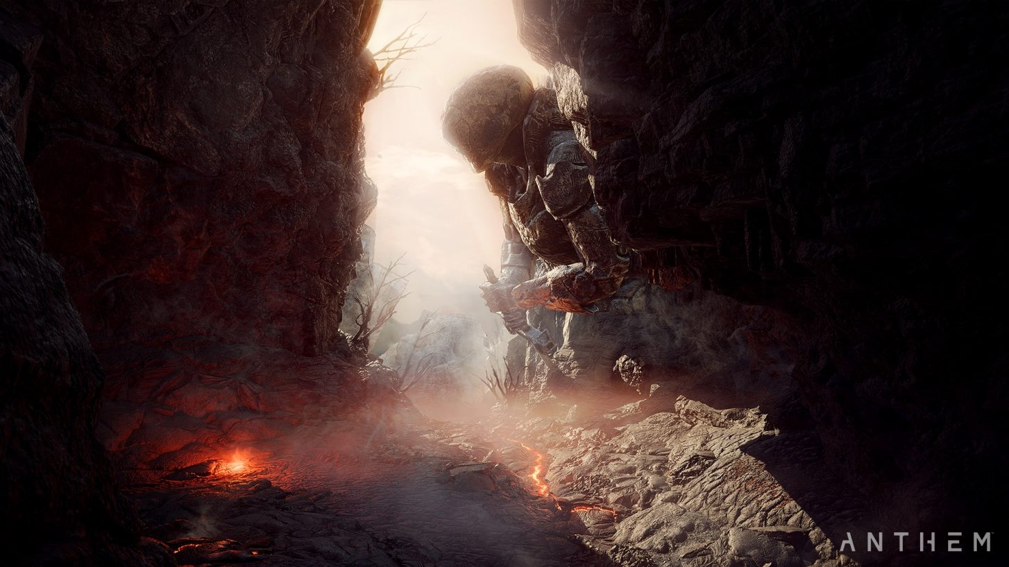 Anthem game features image 2