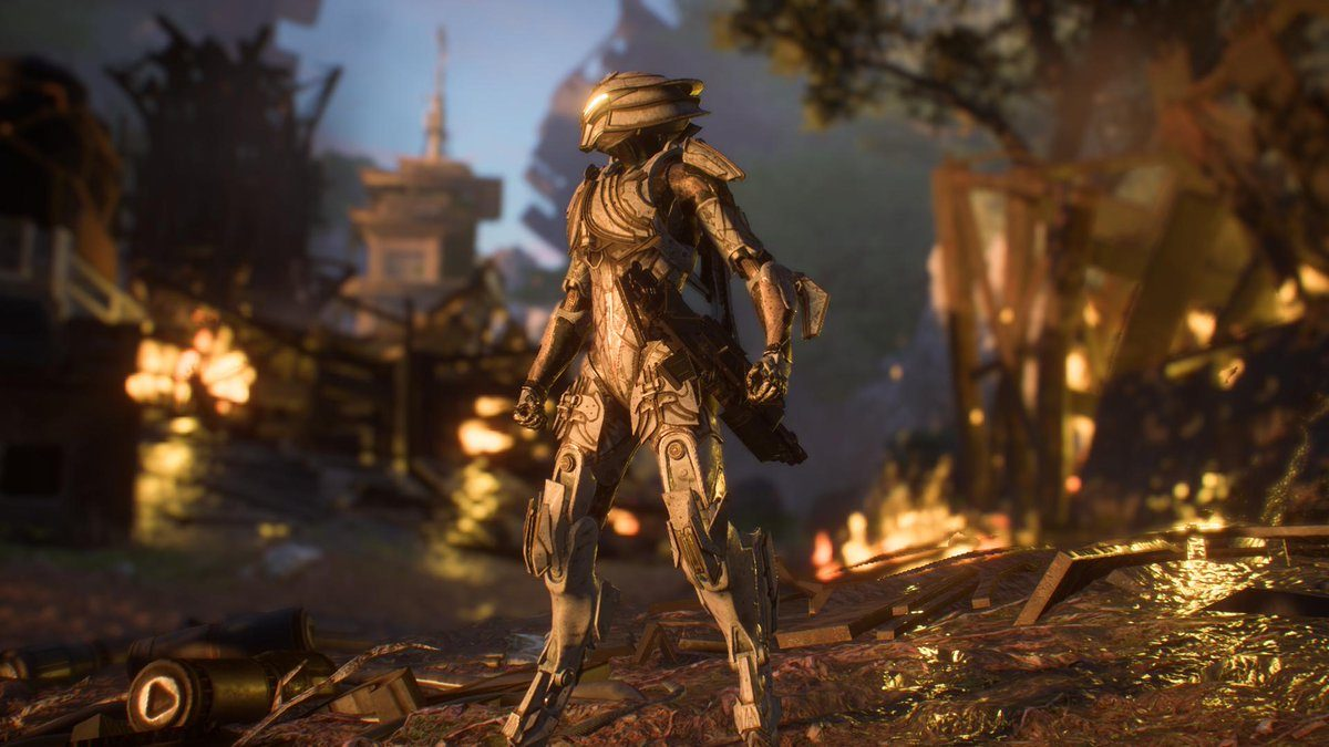 Anthem The game screenshot