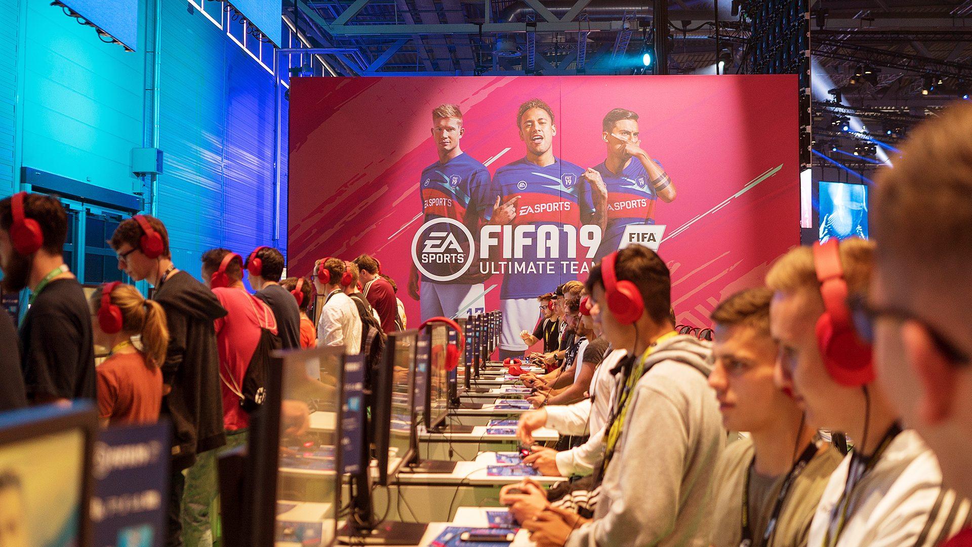 gamescom 2018 - Join us for gamescom - Official EA Site