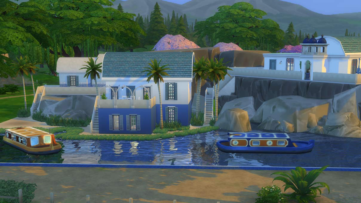 10 Awesome Fan-Made Houses You Can Download in The Sims 4 Today