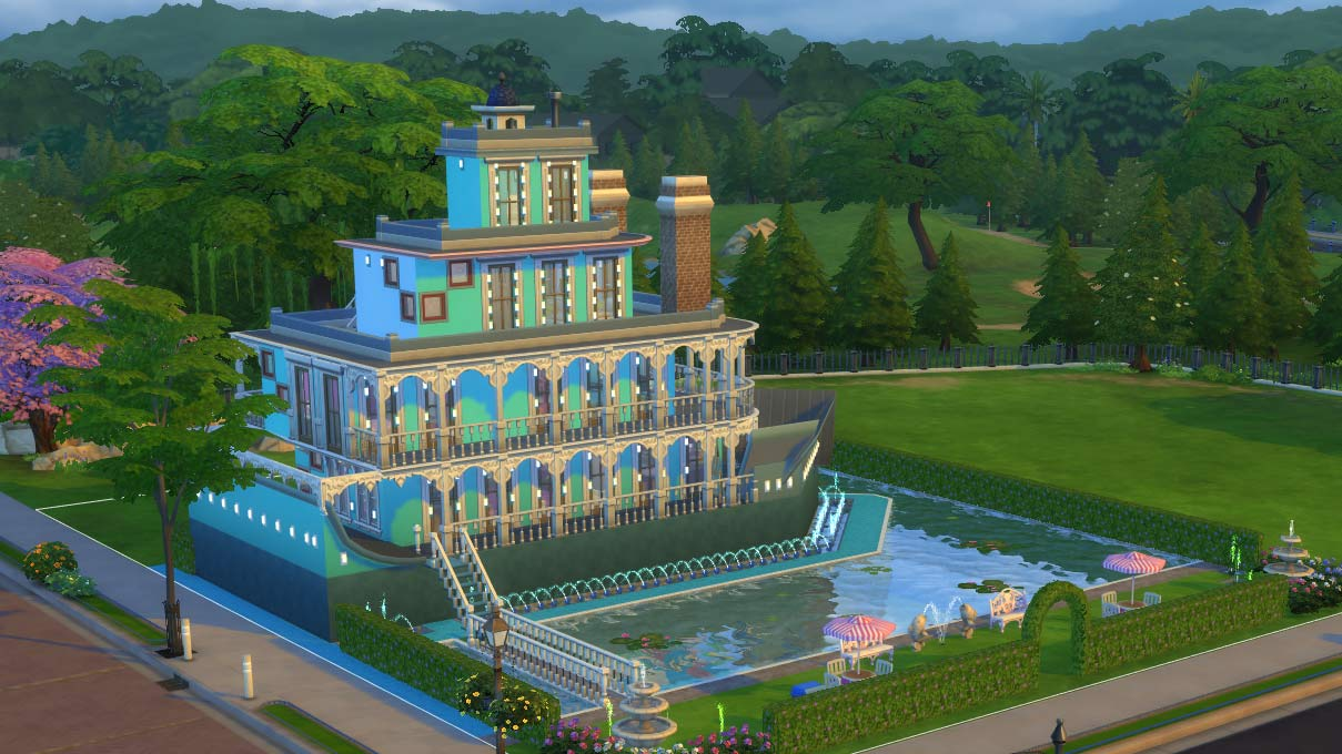 25 Awesome Fan-Made Houses You Can Download in The Sims 25 Today